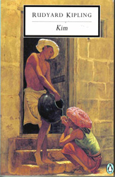Rudyard Kipling - Kim Inidian Fiction