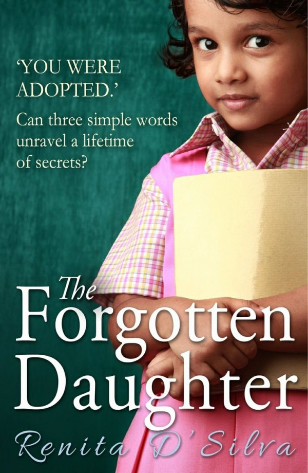 The Forgotten Daughter is out now!