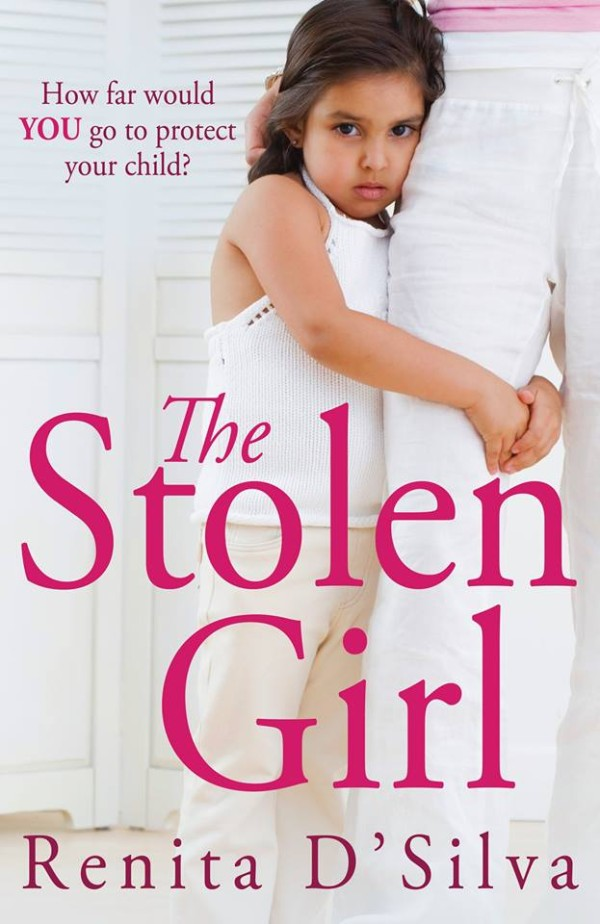 The Stolen Girl is out today!