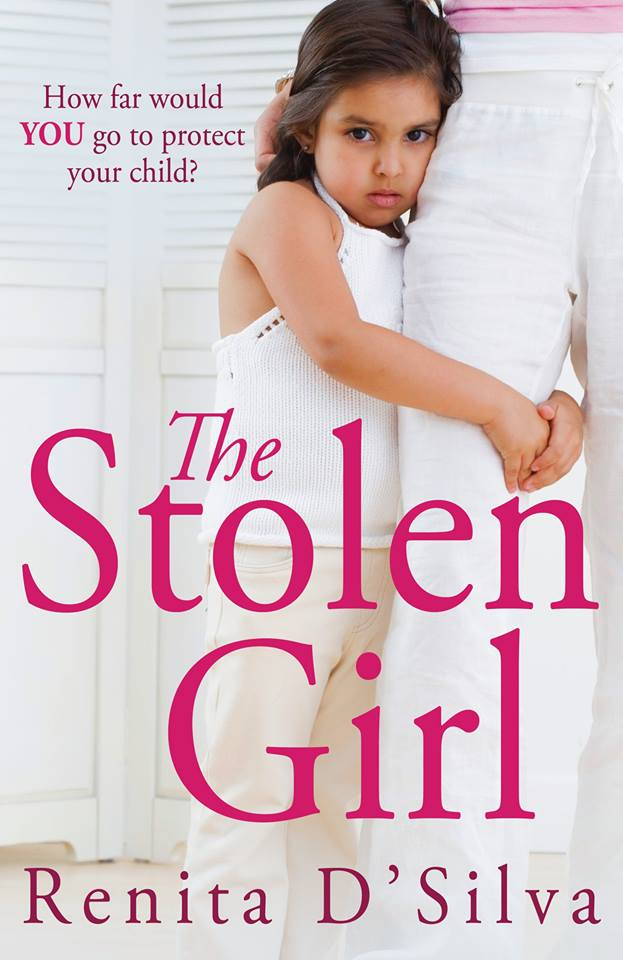 The stolen Girl cover