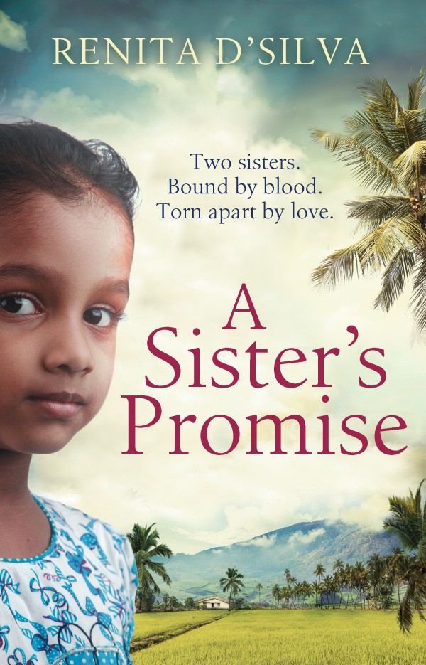 My latest book, 'A Sister's Promise', is out now!