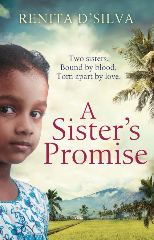 A Sister's Promise final cover