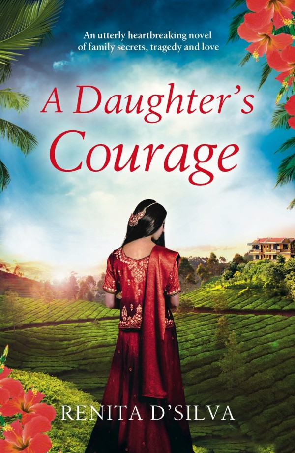 My new book, A Daughter's Courage, is out now!